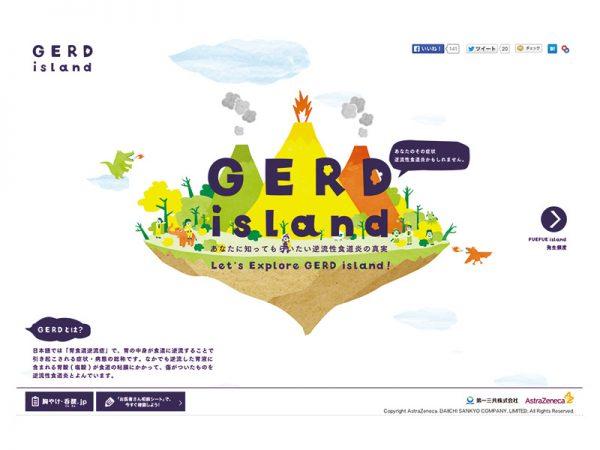 GERD island