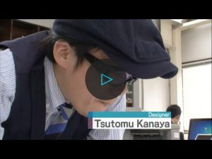テレビ【NHK WORLD】に出演