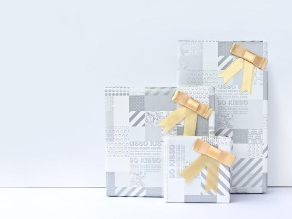 KISSO ラッピング包装紙