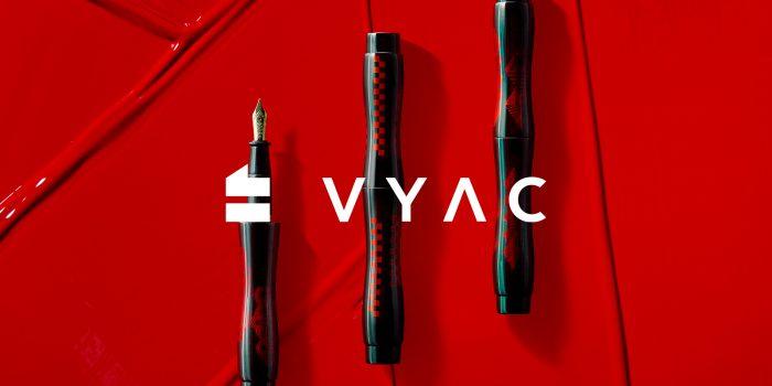 (株)土直漆器  協業ステーショナリーブランド「VYAC」の企画開発