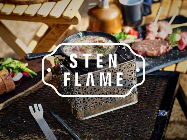 (株)丸山ステンレス工業  STENFLAME 第一弾商品「Bonfire Grill」の企画開発