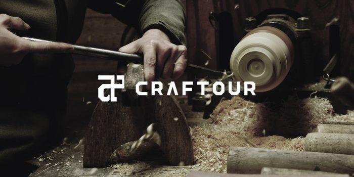 CRAFTOUR / ロゴ・ネーミング・パンフレット・WEB